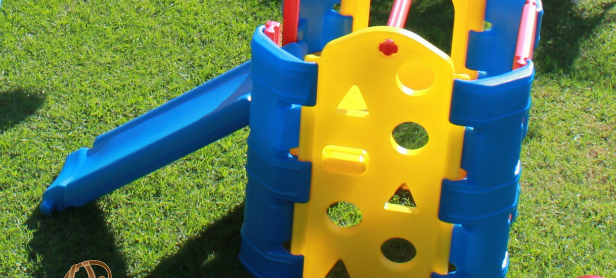 Ampi Play Gym Toddler Climber by Aussie Action Kids