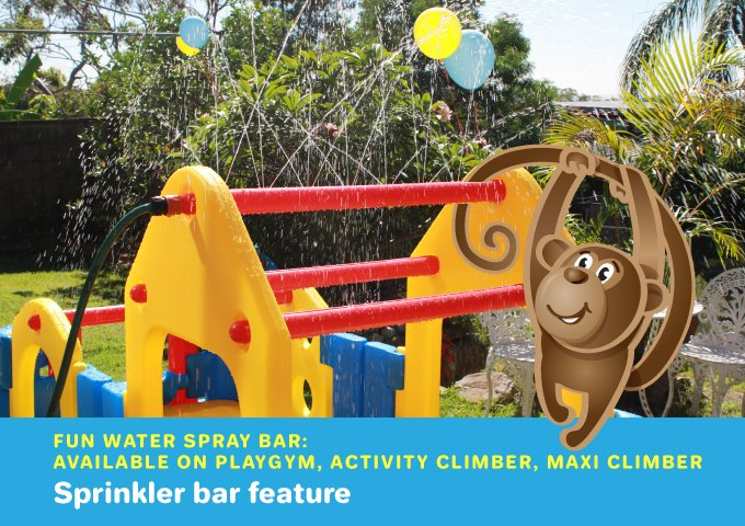 Aussie Action Kids toddler Climbers