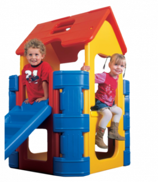 Kids Cubby Playhouse by Aussie Action Kids