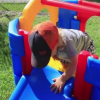 Toddler Play Gym in Action by Aussie Action Kids