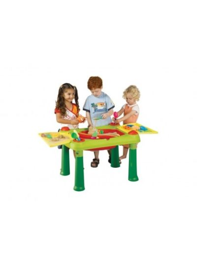 keter sand and water table Toddler Play at Aussie Action Kids