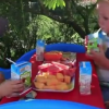 Aussie Action Kids Toddler Picnic Table